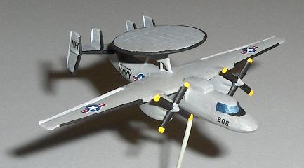 Nichimo 1/300 Scale Aircraft