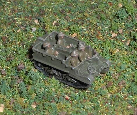 UK Europe WWII Models